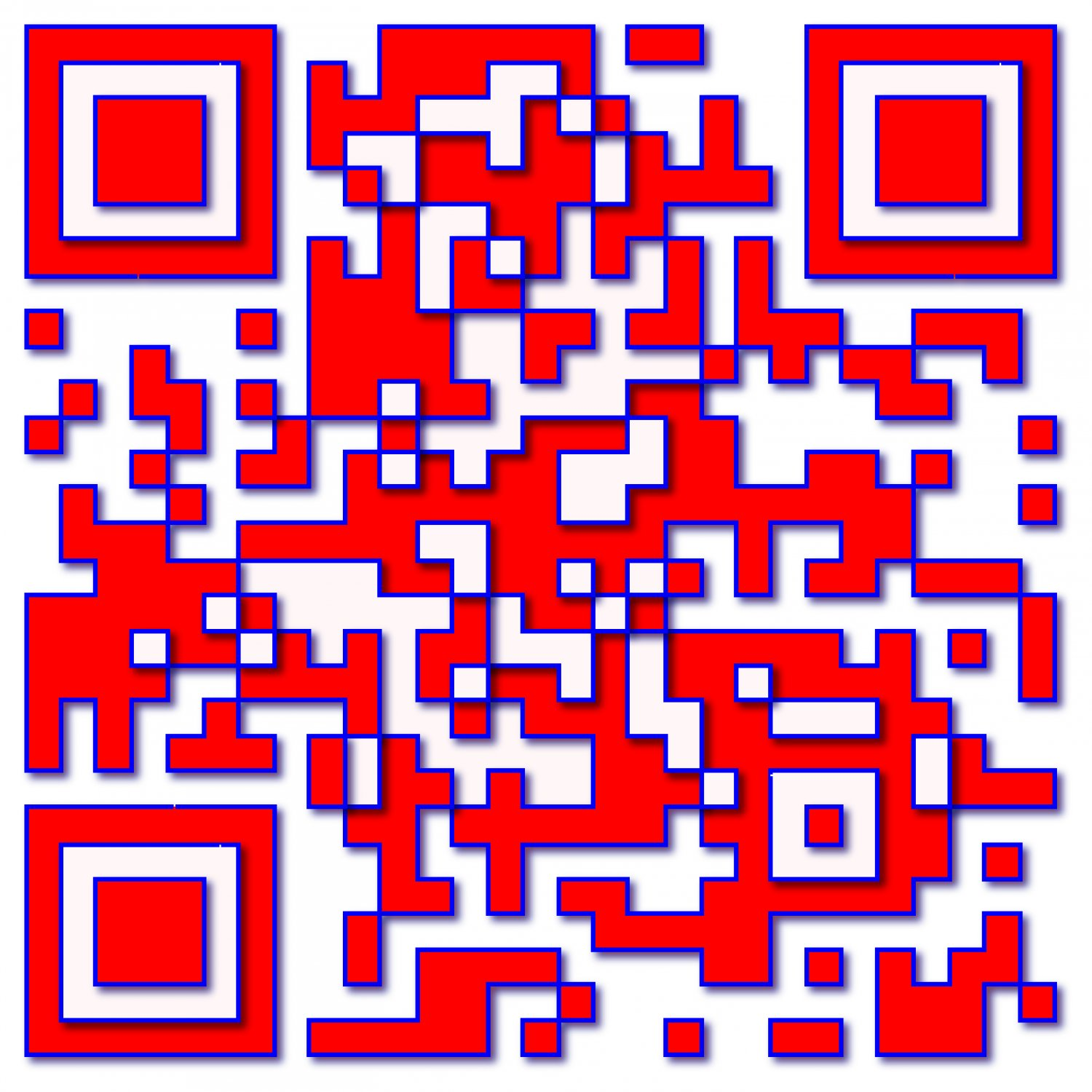 - An Escher-like 3D QR code. The shadows are deceiving. -  - Art and the Zen of QR Codes - QaRt - making art from QR codes. - Tony Karp, design, art, photography, techno-impressionist, techno-impressionism, aerial photography , drone , drones , dji , mavic pro , video , 3D printing - Books -