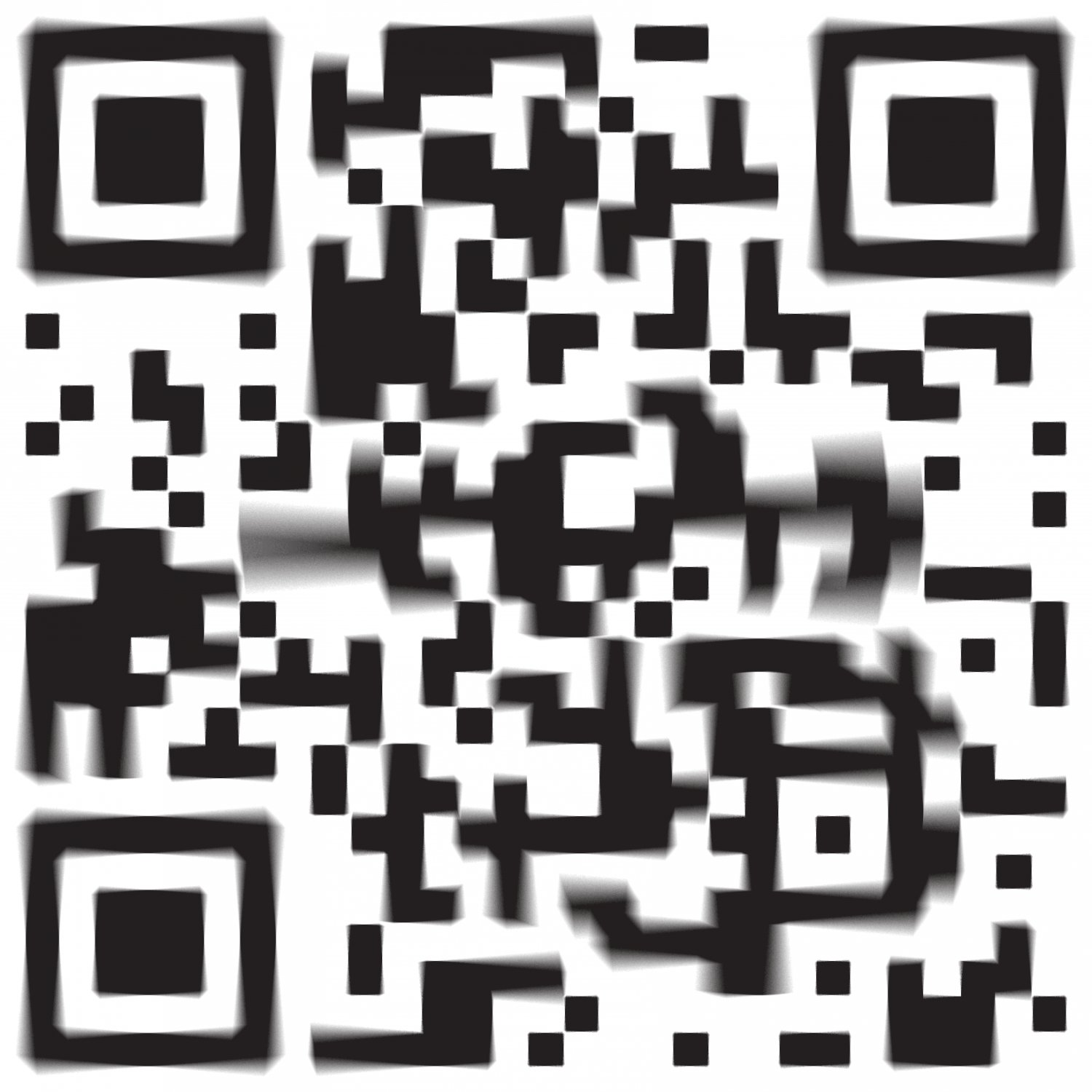- A QR code that has been shaken, but not stirred. -  - Art and the Zen of QR Codes - QaRt - making art from QR codes. - Tony Karp, design, art, photography, techno-impressionist, techno-impressionism, aerial photography , drone , drones , dji , mavic pro , video , 3D printing - Books -