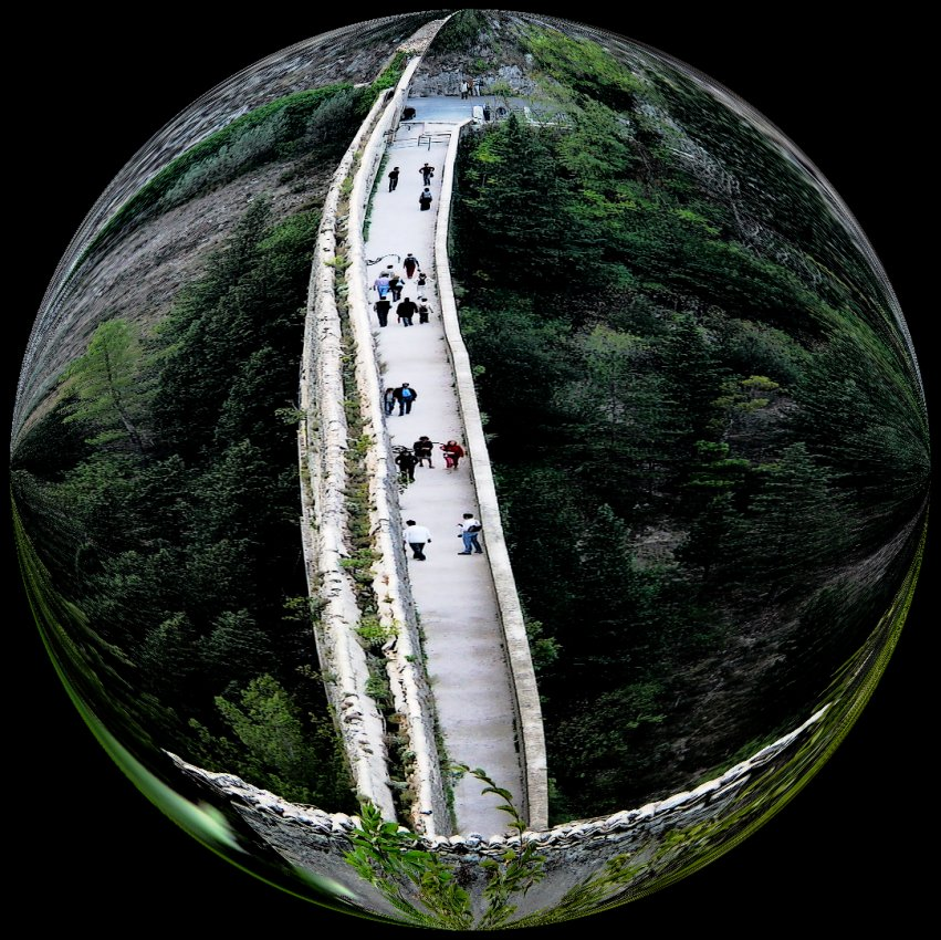 - A viaduct in Spoleto -  Tony Karp's Bubble Pictures - From 1959 to 2013 - Tony Karp, design, art, photography, techno-impressionist, techno-impressionism, aerial photography , drone , drones , dji , mavic pro , video , 3D printing - Books -