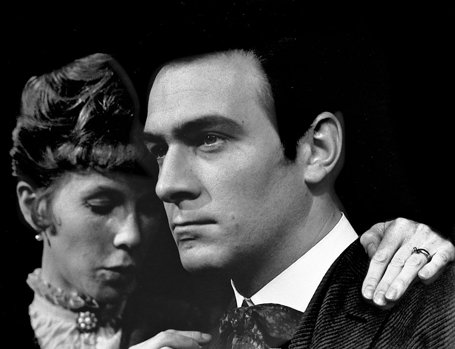 - Julie Harris and Christopher Plummer in Ibsen's