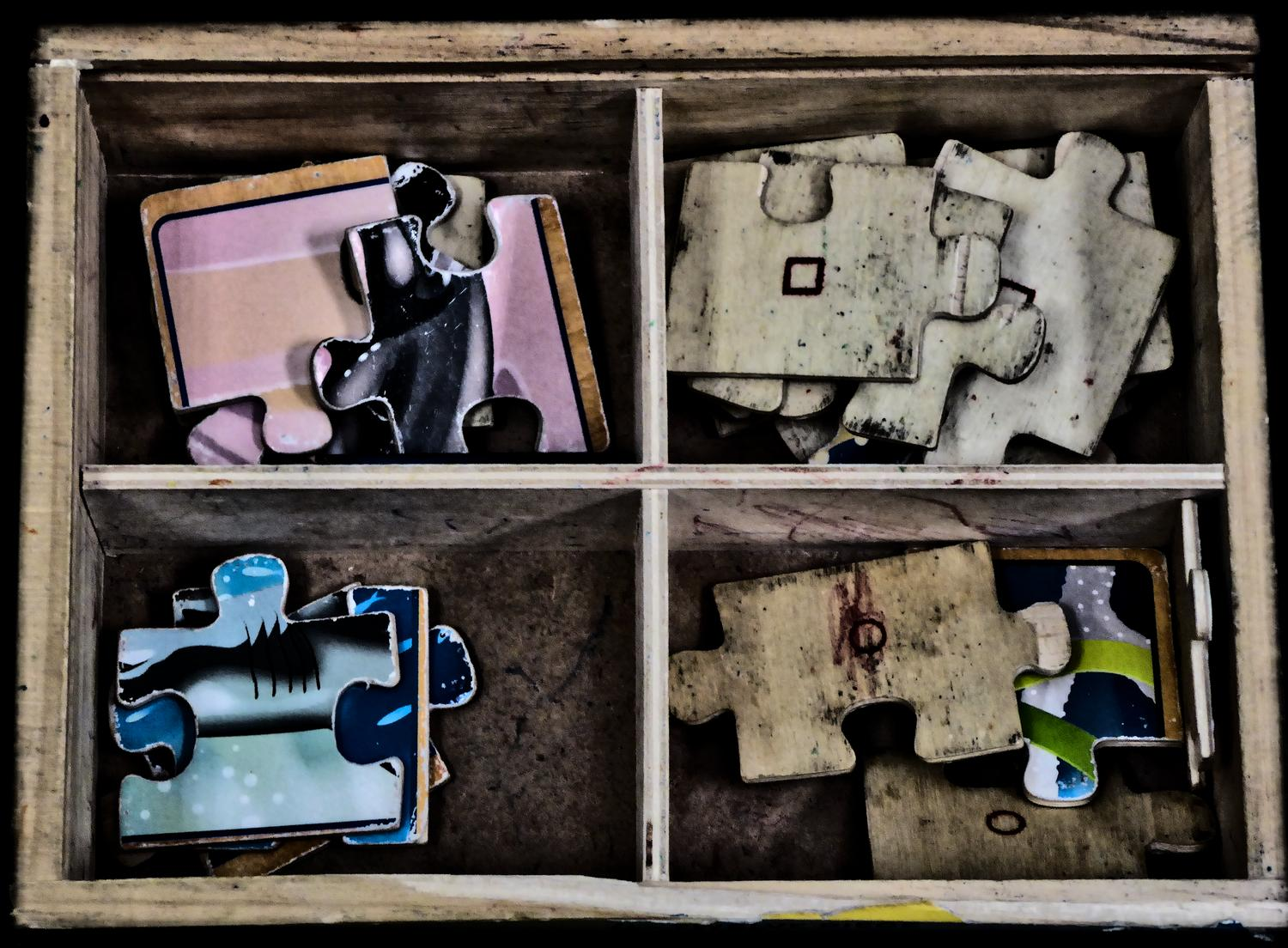 -  A child's puzzle box. - Panasonic DMC-ZS40 - Panasonic DMC-TZ60 - - Tony Karp, design, art, photography, techno-impressionist, techno-impressionism, aerial photography , drone , drones , dji , mavic pro , video , 3D printing - Books -